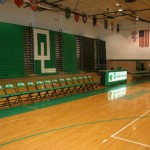 Website-  Telescopic Bleachers and Logo Seating