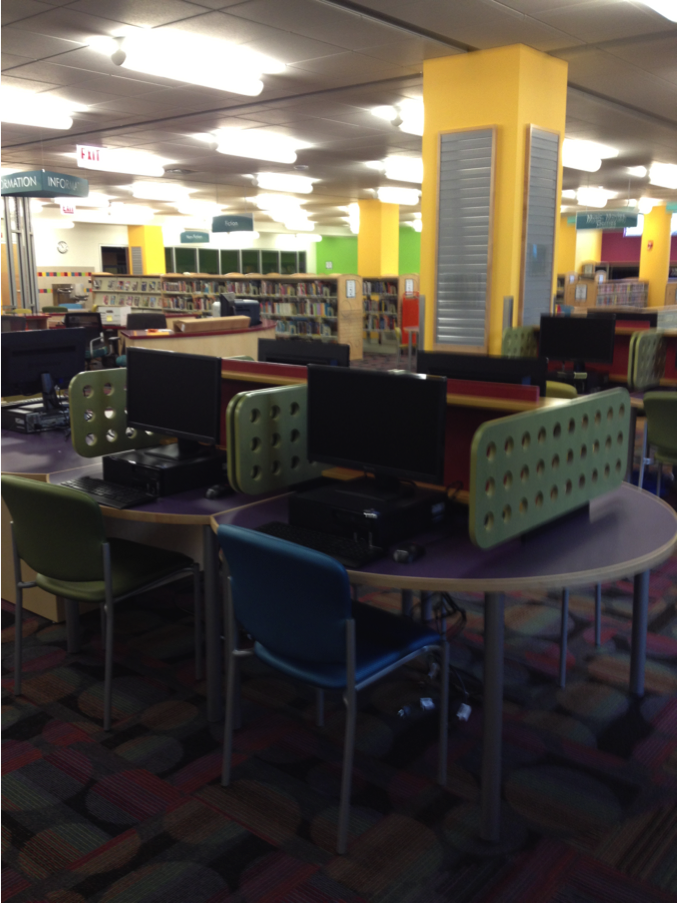 library 1 July