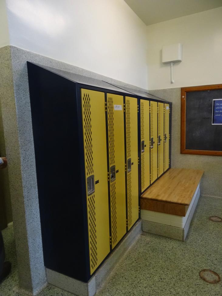 lockers 1 aug