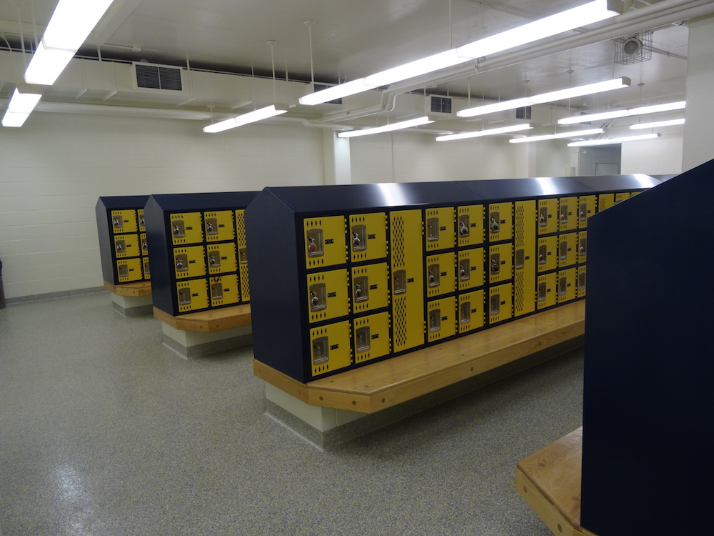 LTHS Lockers After