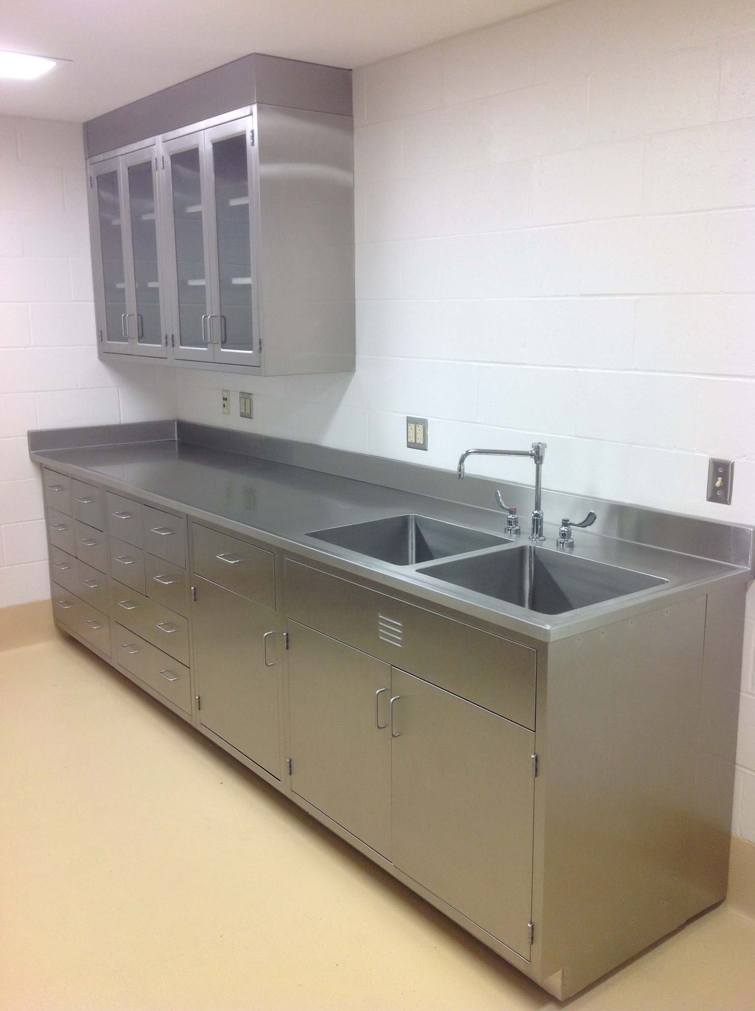 Missouri State University Was Looking To Upgrade The Facilities For Their Health Services Programs School Administration Hired General Contractor Dewitt
