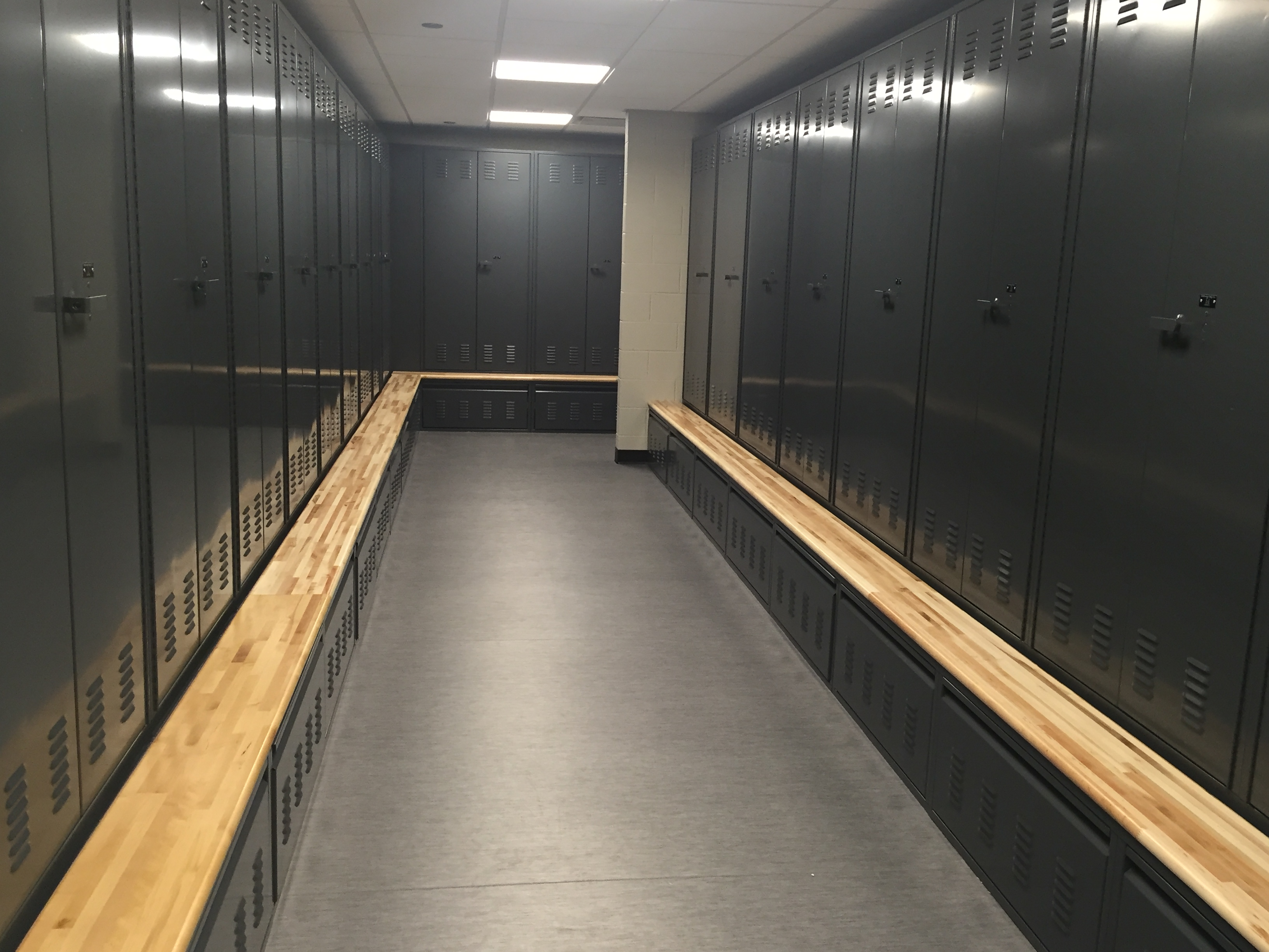 Police Locker Room Client Spotlight On Vernon Hills