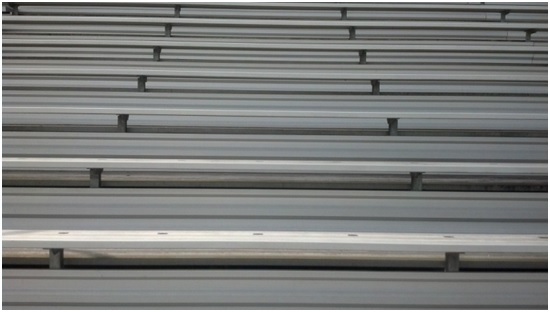 Call Carroll Seating to inspect bleachers at your facility