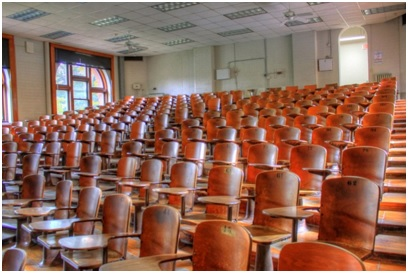 Update your lecture hall seating with Carroll Seating Company